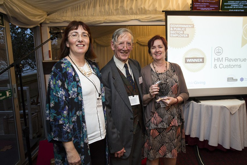 Government and Public Sector Employer Award - HM Revenue & Customs