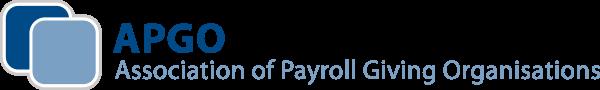 The Association of Payroll Giving Organisations Retina Logo
