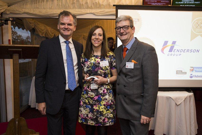 Shortlist: Best Campaign – Medium Employer Winner: Henderson Group