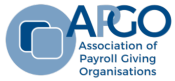 The Association of Payroll Giving Organisations Logo